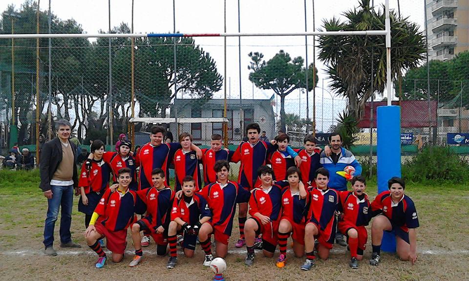 dalla Legio Picena Rugby San Benedetto