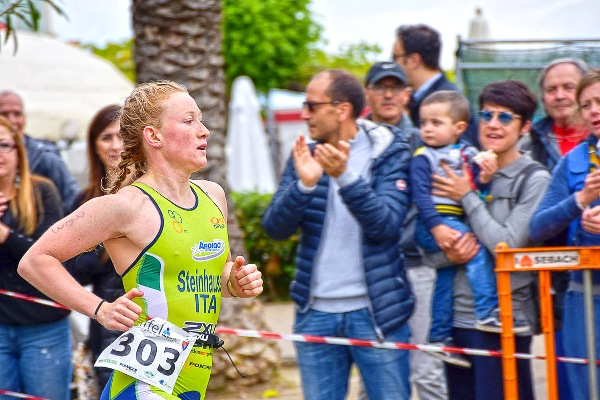 "Eiffel Triathlon Olimpico ""Memorial Gino Orsini"" a Daniel Hofer e Verena Steinhauser"