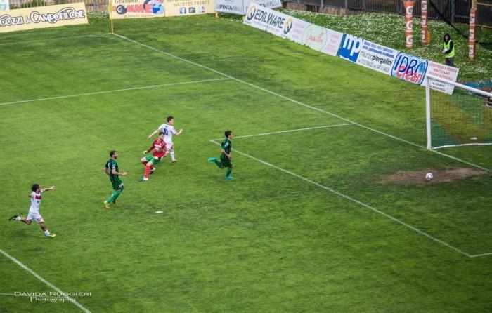 il gol di Vallocchia