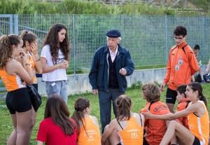 Gabriele Cavezzi, la Storia dell'Atletica Sambenedettese