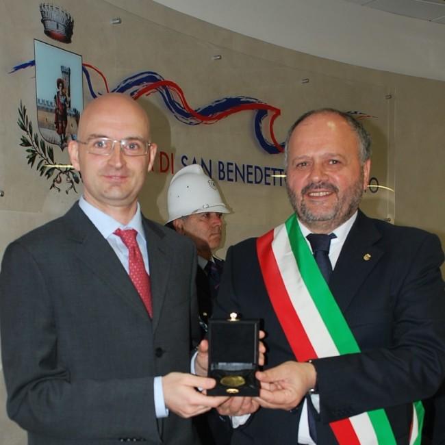 Camillo De Lellis,Giovanni Gaspari
