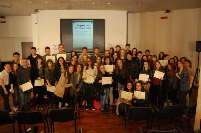 Giornata finale progetto europeo Erasmus+