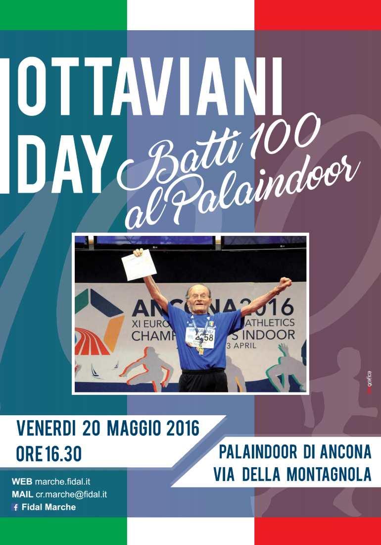 Ottaviani Day al Palaindoor di Ancona