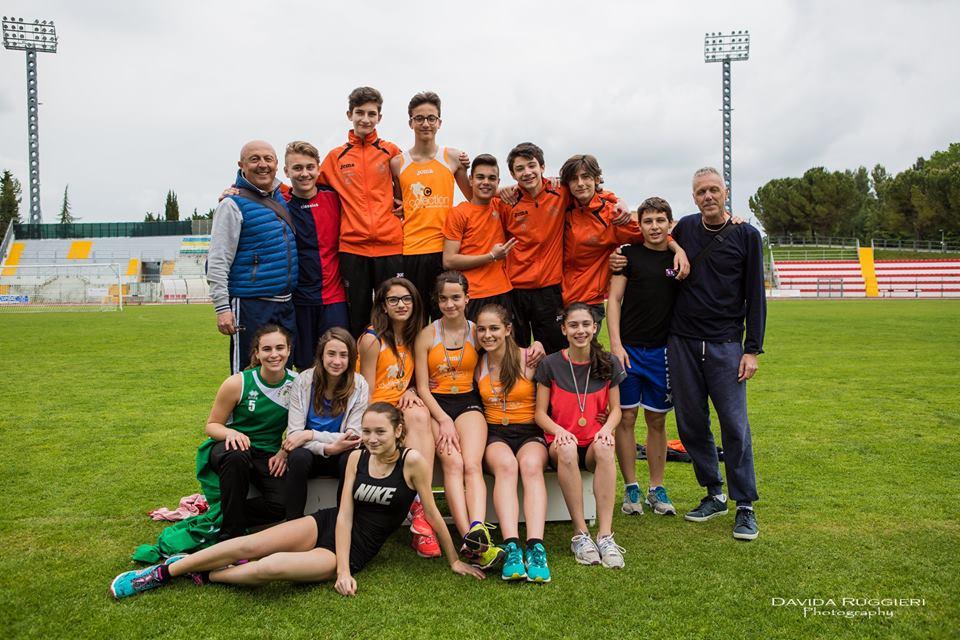 Campionati Studenteschi di Atletica Leggera: la fase regionale all'Isc sud