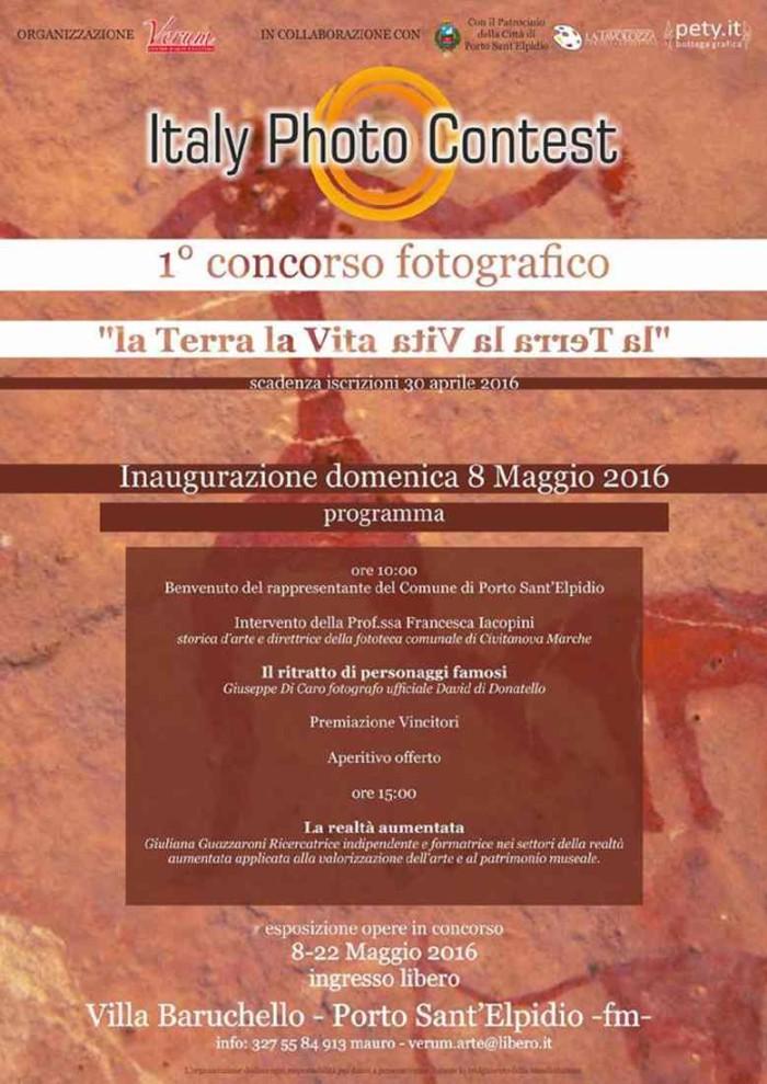 Italy Photo Contest