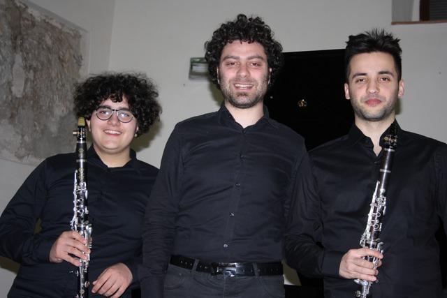 trio Mancini - Paci - Befacchia