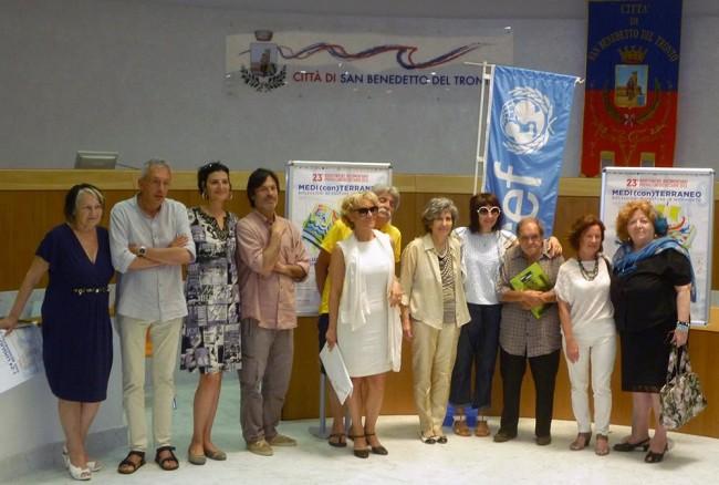 Premio Bizzarri, un momento della conferenza