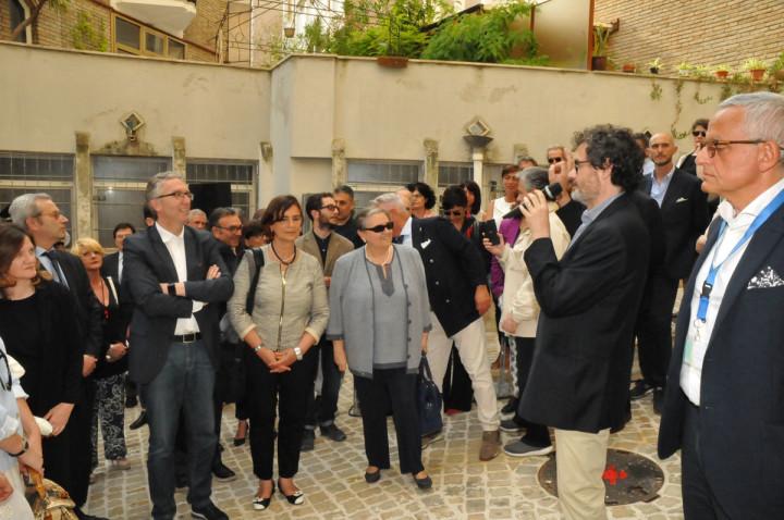 "Inaugurata la nuova Pinacoteca civica ""Podesti"" ad Ancona"
