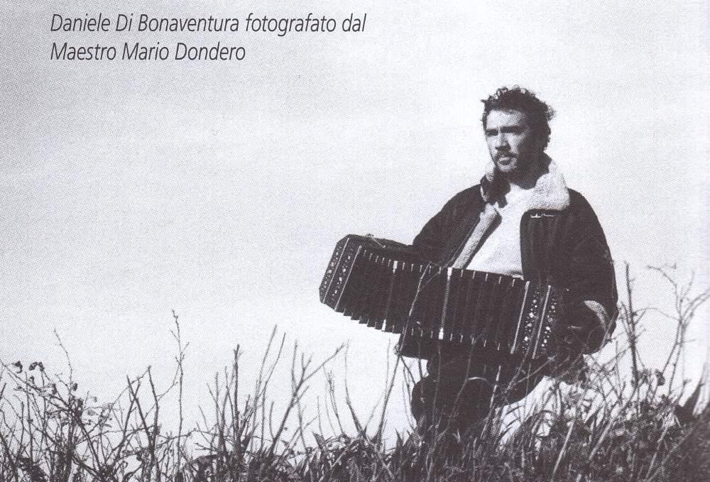 Parlando in Ferré, Daniele Di Bonaventura è un Têtes de Bois