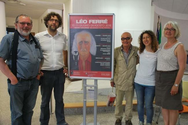 conferenza Festival Ferrè
