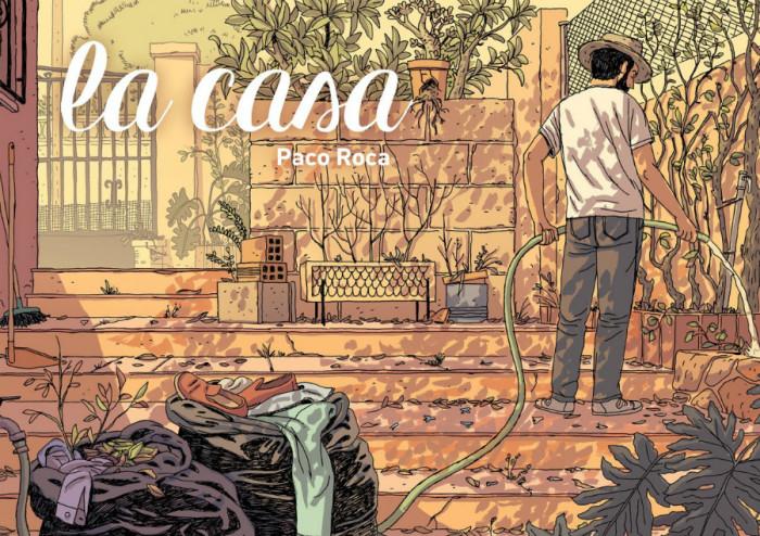 """""""La casa"""" (Prospero's Books, Tunué, aprile 2016; pagine 136, euro 16,90)"""