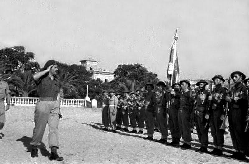 Si celebra la Liberazione di San Benedetto dal giogo nazifascista