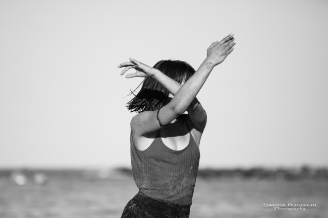 danza al ritmo delle onde