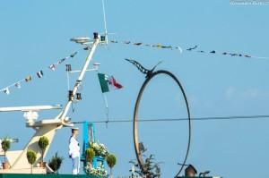 San Benedetto del Tronto,  2016-07-30 - Festa Madonna della Marina - processione in mare
