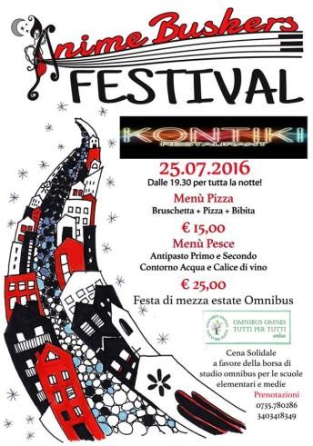 Anime Buskers Festival