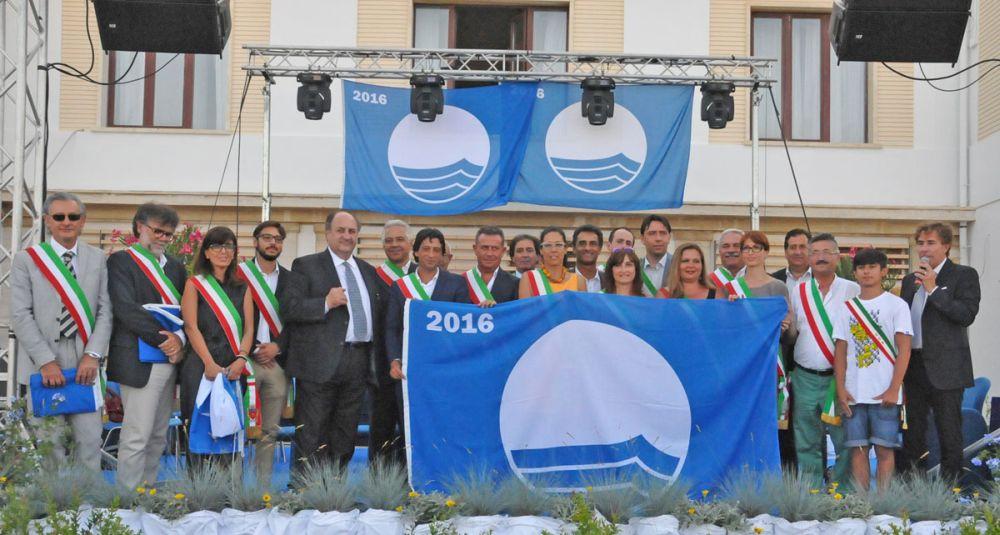 La Festa delle Bandiere Blu a Grottammare