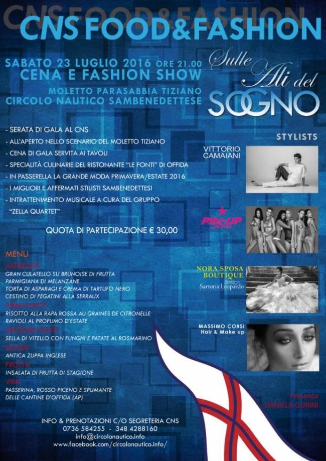 Cns Food&Fashion