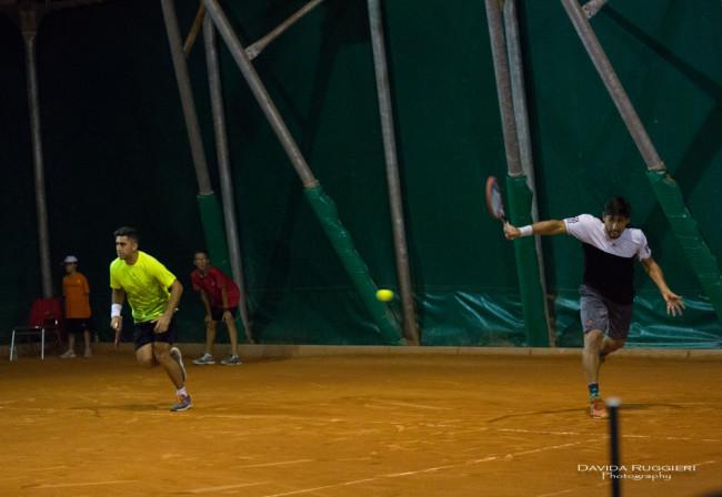 San Benedetto Tennis Cup, Finale Doppio: la coppia formata dall'argentino Arguello e dal peruviano Galdos è stata sconfitta 63 64 da  Napolitano - Gaio