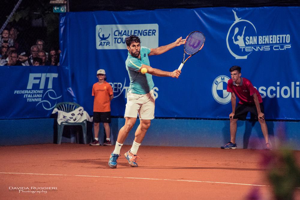 San Benedetto Tennis Cup: Federico Gaio vince anche il singolare