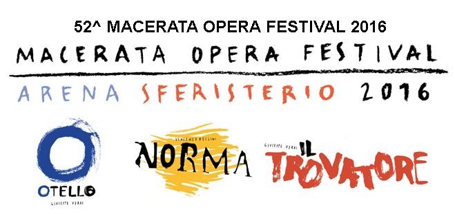 Otello - Norma - Il trovatore