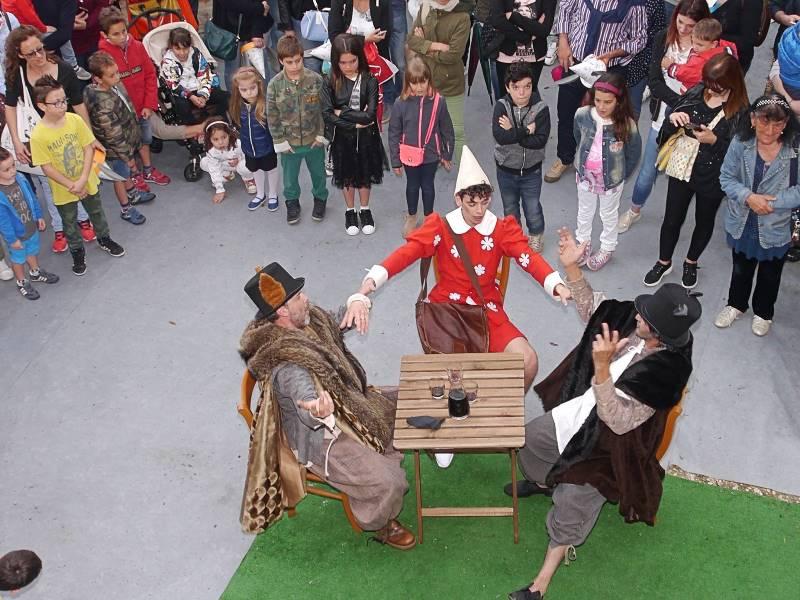 Incontrando Pinocchio: Grottammare Paese dei Balocchi