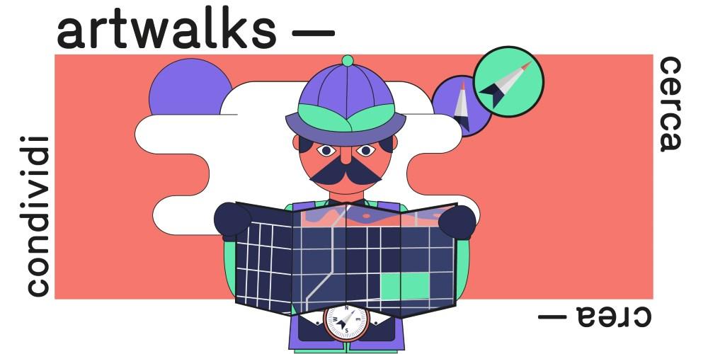 Artwalks, l'alternativa marchigiana a Pokémon Go!
