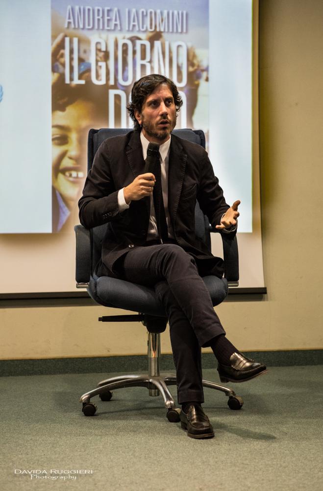 """Andrea Iacomini, """"Il giorno dopo"""": riflettori accesi al Premio Bizzarri"""