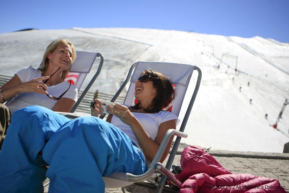 Caldo? E' pronta la prima neve di Piagge Ski