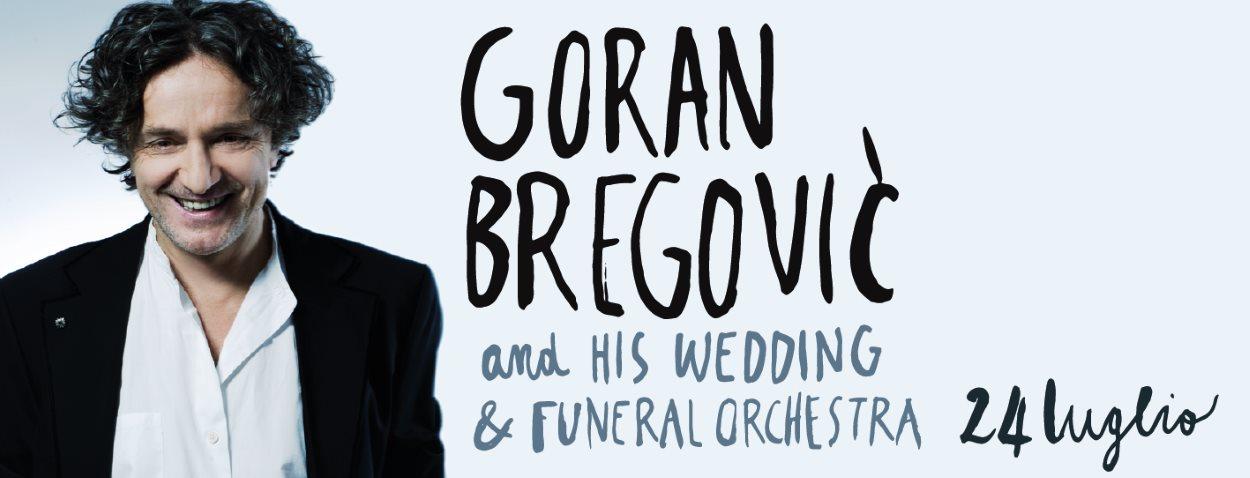 Goran Bregovic allo Sferisterio