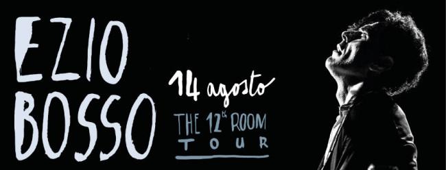 Ezio Bosso, Sferisterio, The 12th Room Tour