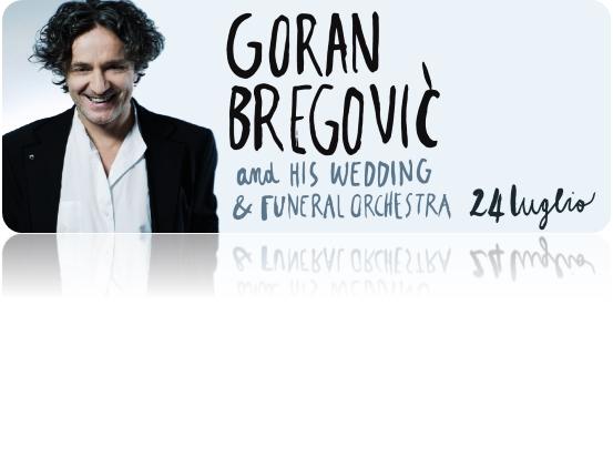 Alla Sferisterio una ondata di Mediterraneo di nome Goran Bregovic