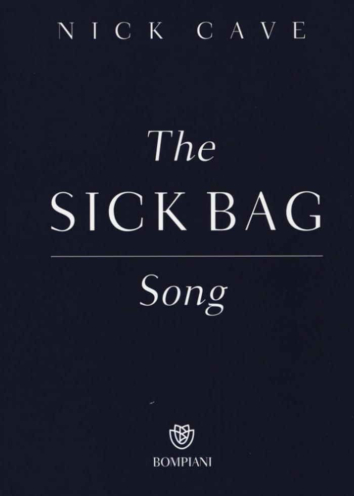 """""""The Sick Bag Song"""" (Bompiani, 2016 - euro 17,00; pag. 180)"""