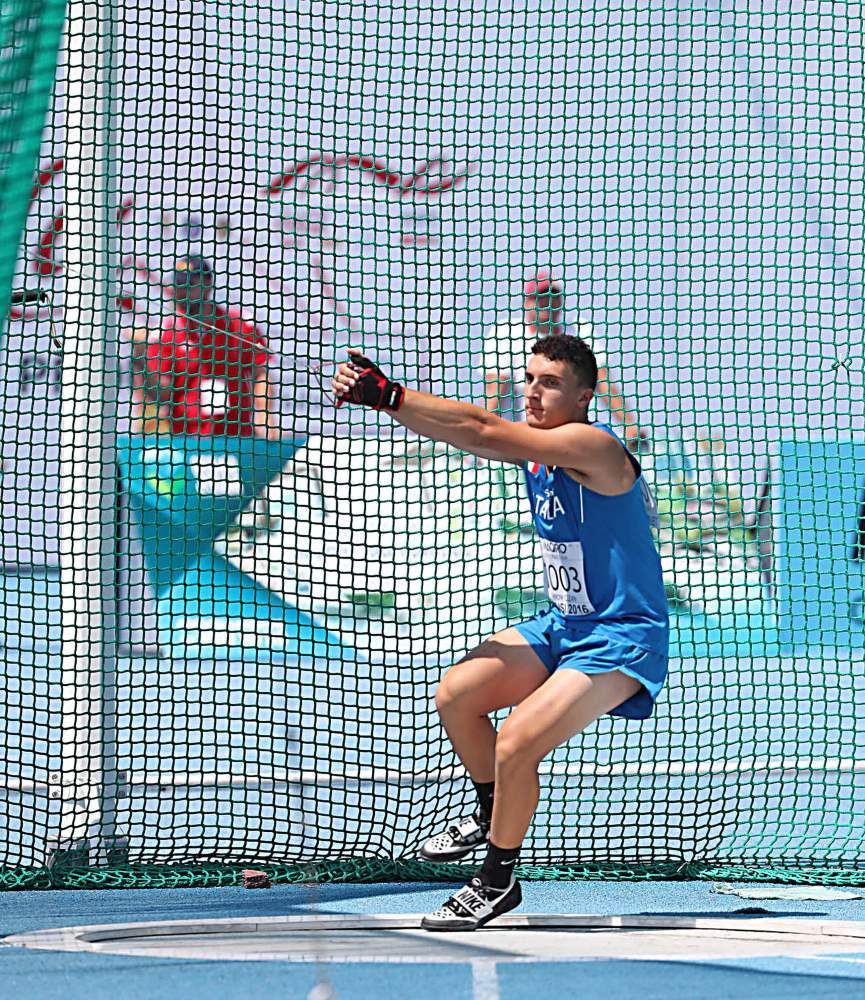 Atletica, Europei allievi: Olivieri out in qualificazione