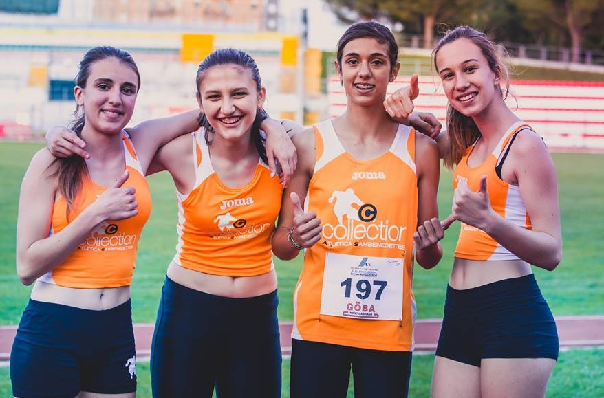 Atletica: societari cadetti, vince la Collection