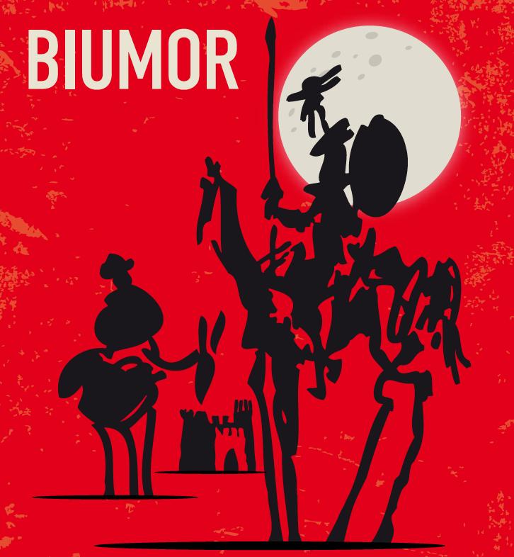 Biumor, la Popsophia dell'umorismo: video promozionale
