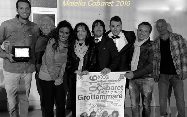 Il lido degli Aranci con Giovanni Cacioppo e gli amici di Maiella Cabaret