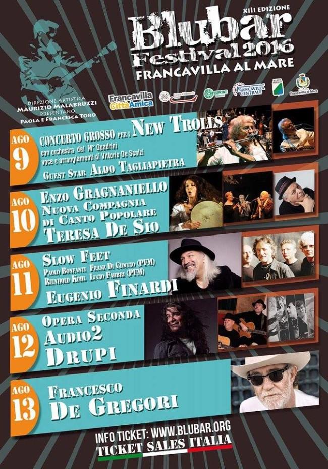 Blubar Festival 2016
