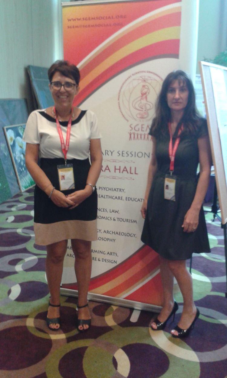 Anche UniCam alla Terza International Scientific Conference on Social Sciences & Arts