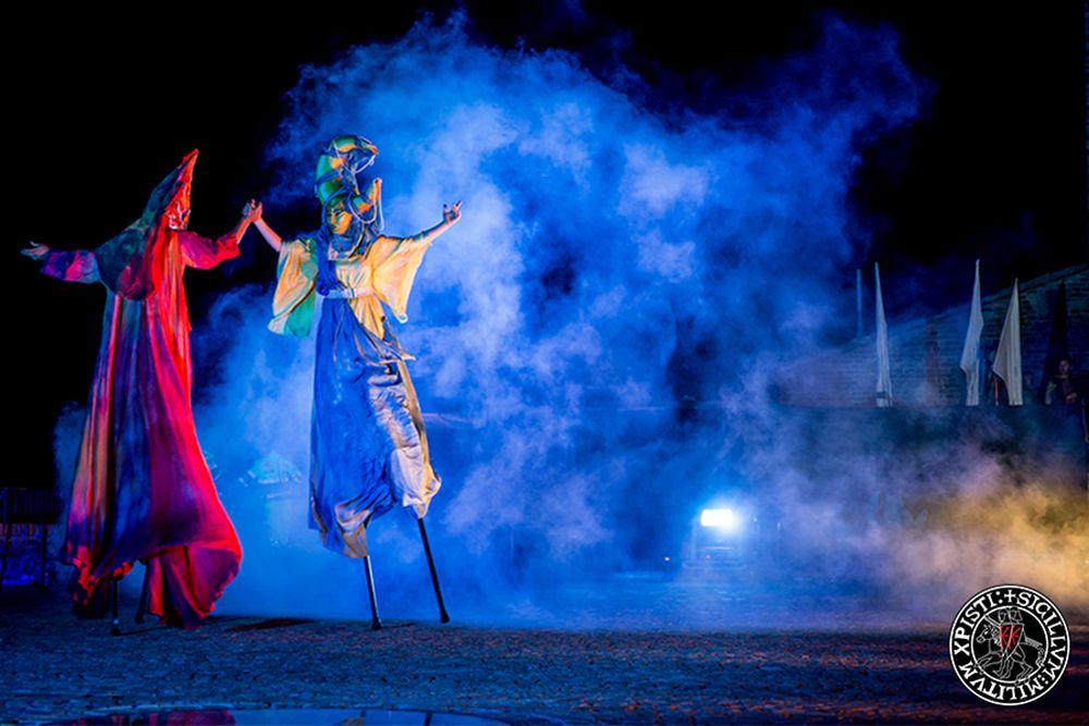 """Templaria Festival 2016, """"L'alchimia del fuoco"""""""