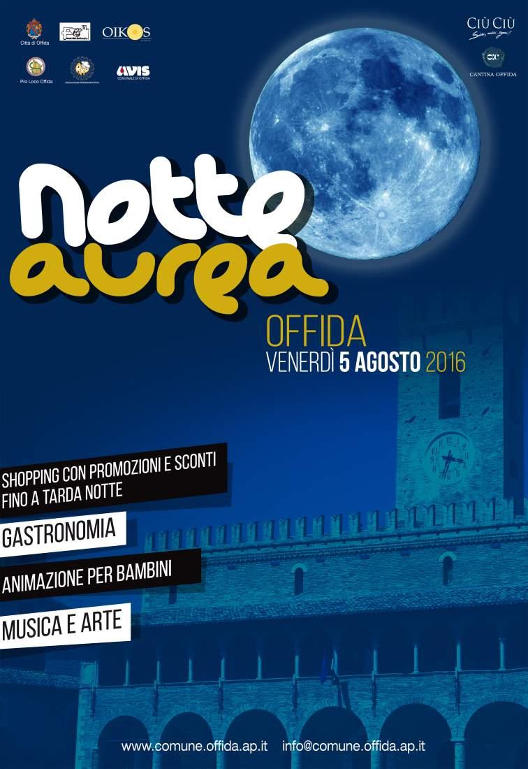 La Notte Aurea a Offida