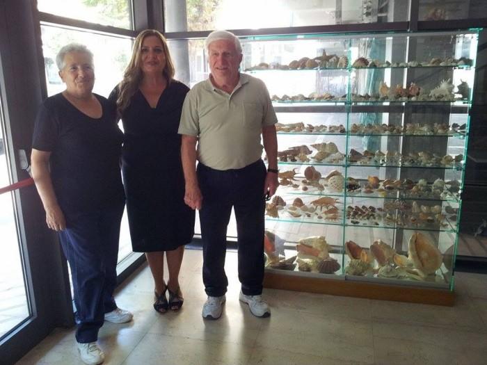L'Assessore Milena Sebastiani incontra i coniugi Mario Renzi e Pina Bonfigli
