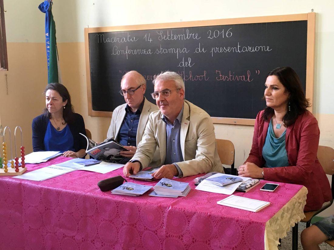 Macerata School Festival, un'iniziativa per le scuole e per la città