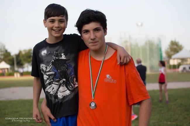 Daniele Rossi campione regionale nel peso ragazzi