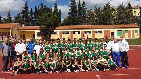 Atletica, Le Marche in partenza per i tricolori cadetti