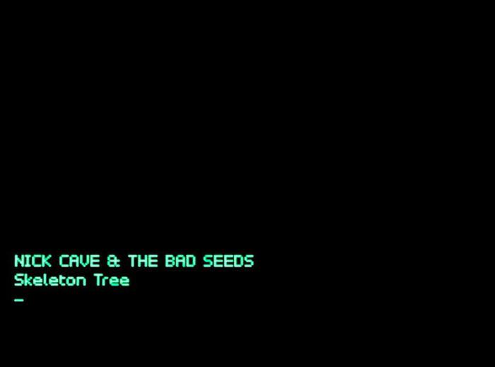 """Nick Cave and the Bad Seeds """"Skeleton Tree"""" (Bad Seed LTD, 2016)"""