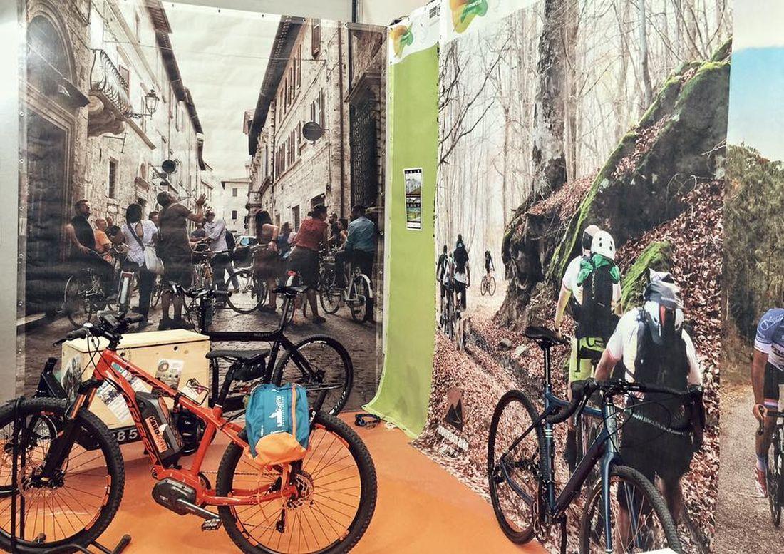 Piceno Bike Travel partecipa al Cosmo Bike Show di Verona