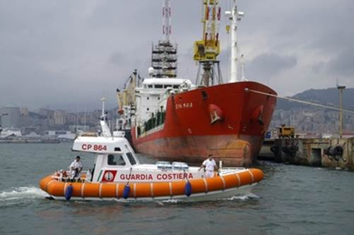 Guardia Costiera: livello di sicurezza dei porti passeggeri – si torna al livello 1