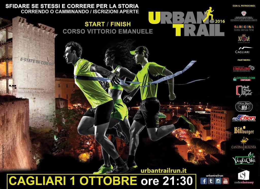 In 1200 pronti per Cagliari Urban Trail
