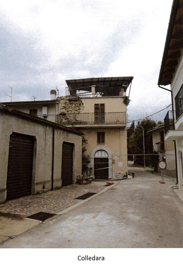 """Manuele Tiberii: """"Colledara, il comune del no terremoto"""""""