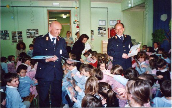 La Polizia Municipale al Forum nazionale sull'educazione stradale